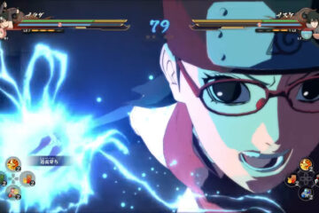 Sarada Uchiha gameplay Road to Boruto