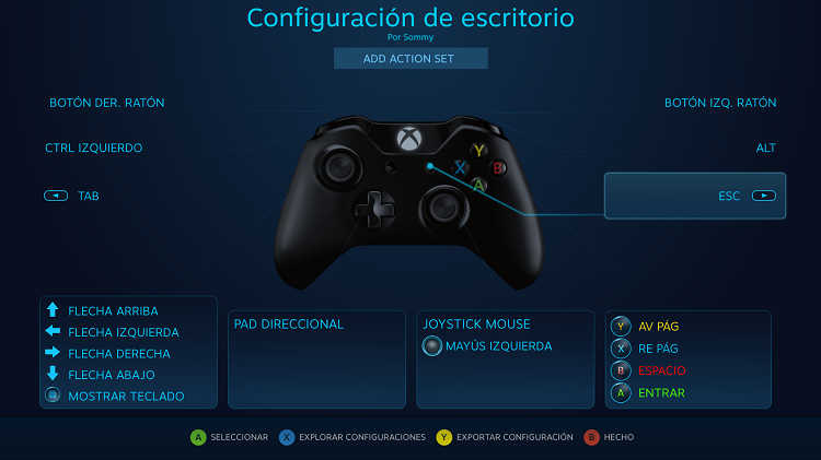 Steam mando Xbox One