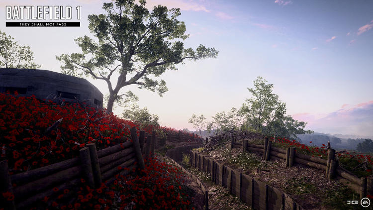 battlefield 1 dlc no pasaran