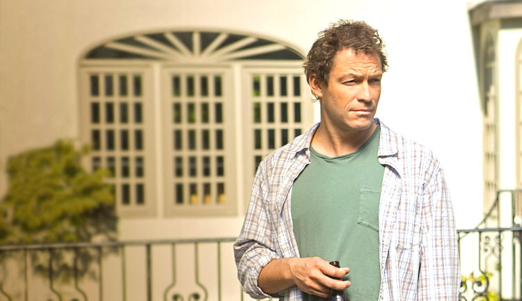 Dominic West, padre de Lara Croft