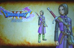 dragon quest 11 banda sonora