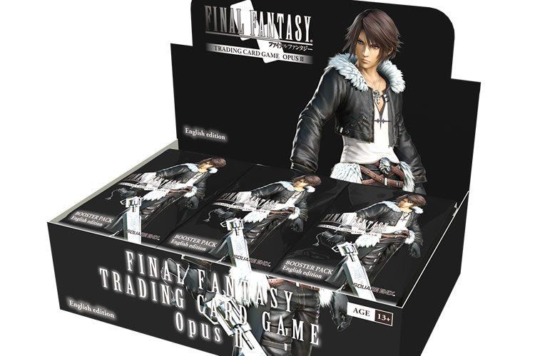 final fantasy TCG opus II