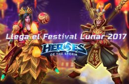 heroes of the storm festival lunar 2017