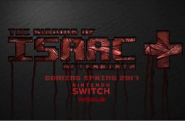 the binding of isaac: afterbirth nintendo switch