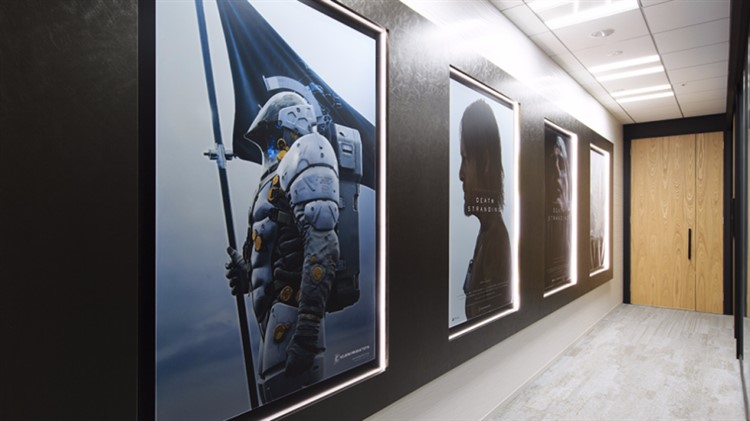 kojima productions oficinas