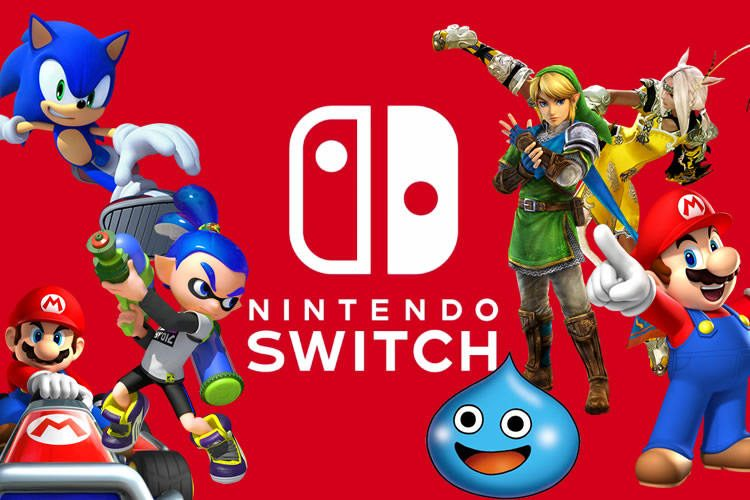 nintendo switch juegos treehouse