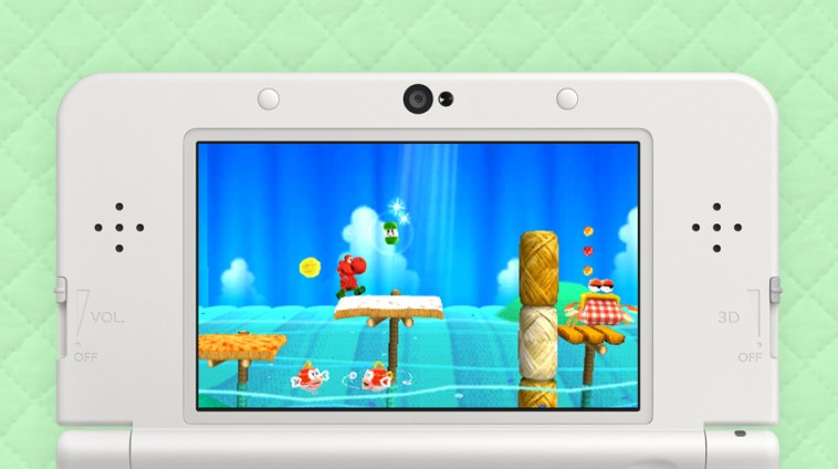 Poochy & Yoshi's Woolly World - Análisis - Nintendo 3DS
