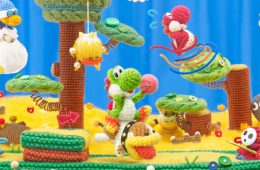 Poochy & Yoshi's Woolly World - Avance - Nintendo 3DS