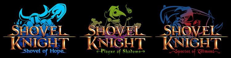shovel knight dlc