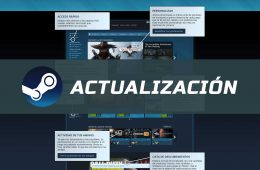 steam actualización