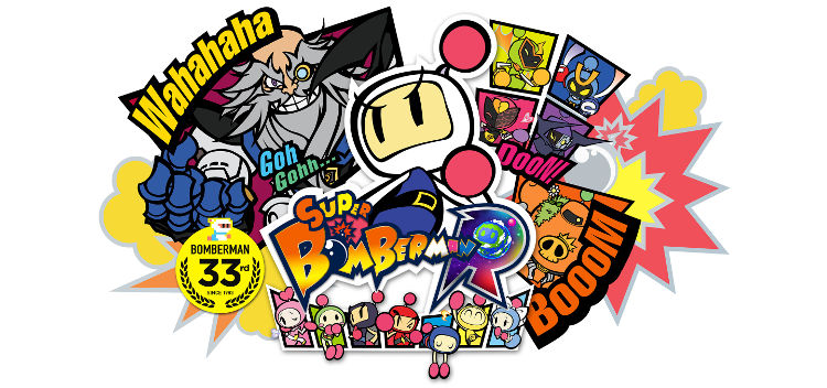 Super Bomberman R revienta tu pantalla en este gameplay para Nintendo Switch
