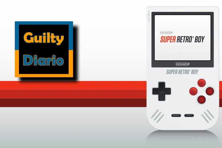 super retro boy guilty diario