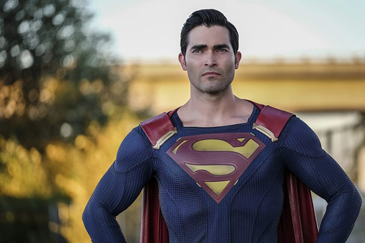 superman en supergirl