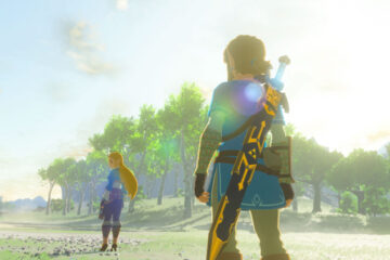 The Legend of Zelda: Breath of the Wild no hará uso de la vibración de Nintendo Switch