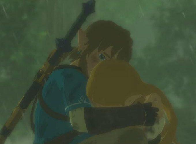 The Legend of Zelda: Breath of the Wild no hará uso de la vibración de Nintendo Switch