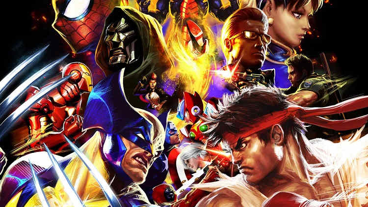 ultimate marvel capcom 3