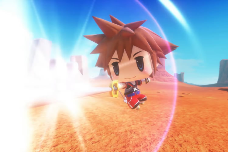 world of final fantasy how to get sora
