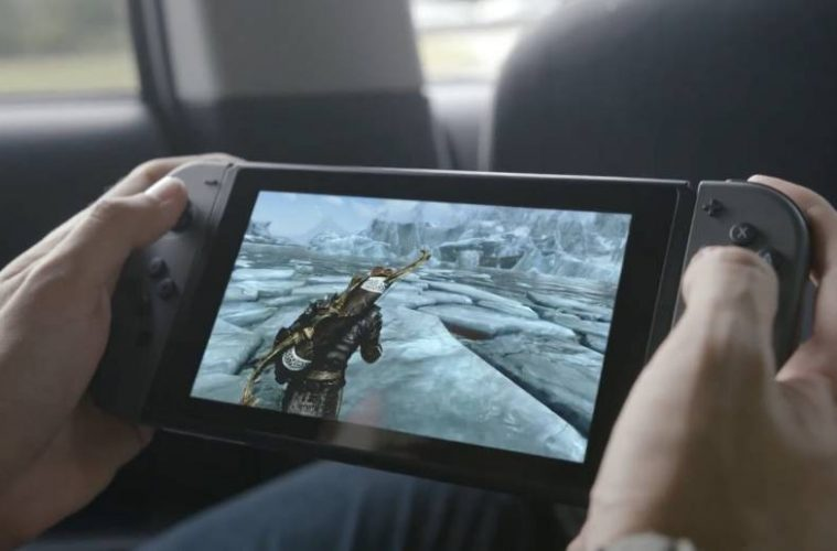 Nintendo Switch Unreal 4