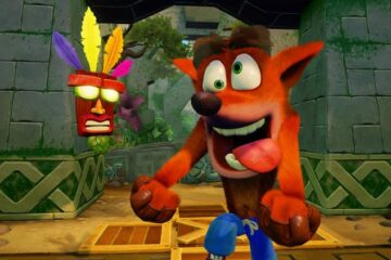 Crash Bandicoot PS4 Remasterización