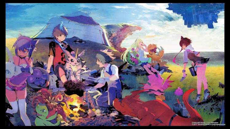 Digimon World: Next Order - Análisis PlayStation 4