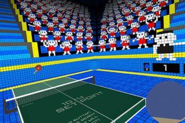 Ping Pong VR llega a PlayStation VR