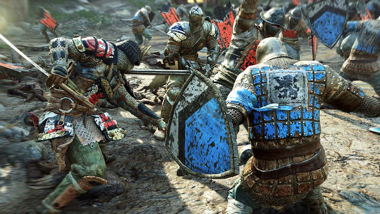 For Honor pase de temporada