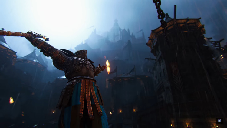 For Honor trailer de lanzamiento