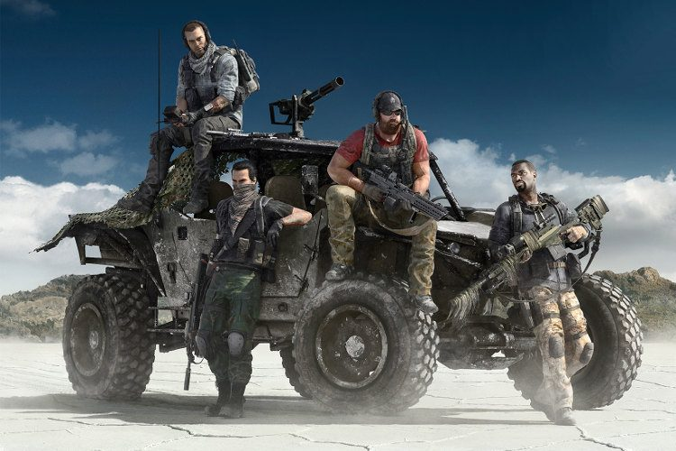 Ghost Recon Wildlands beta abierta
