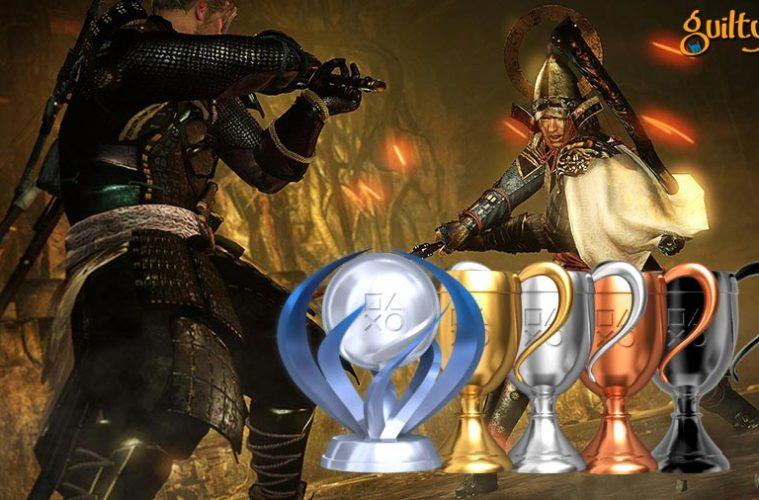 Guía trofeos Nioh