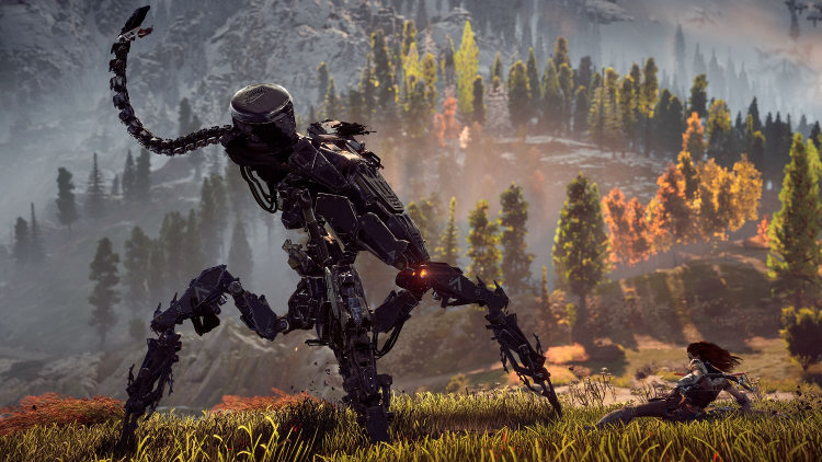 Horizon Zero Dawn ronda de analisis
