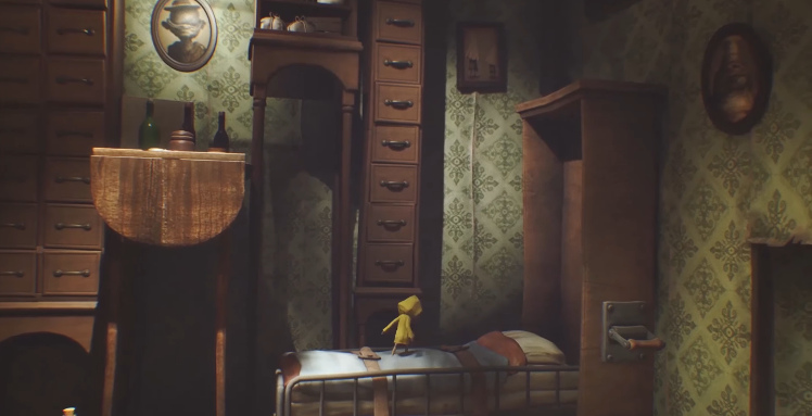 Little Nightmares gameplay mal rollo