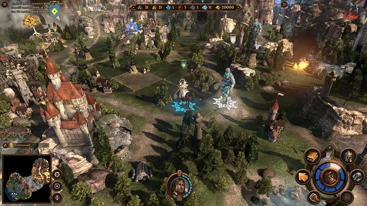 Condenados al Olvido - Might & Magic: Heroes VII