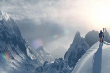 Steep, recorremos las montañas de Alaska en un bonito gameplay