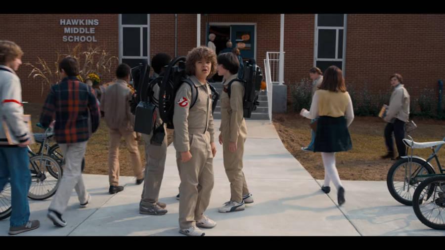 Stranger Things, así reaccionan los niños de la serie al primer tráiler de la Temporada 2