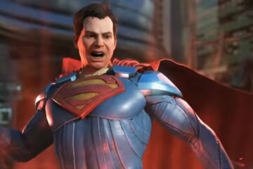 Superman tráiler Injustice 2