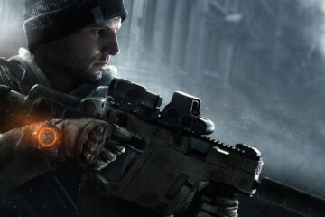 The Division ps4 parche