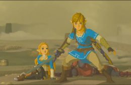 The Legend of Zelda Breath of the Wild impresiones