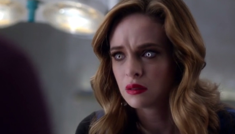 The flash 12x3 caitlin