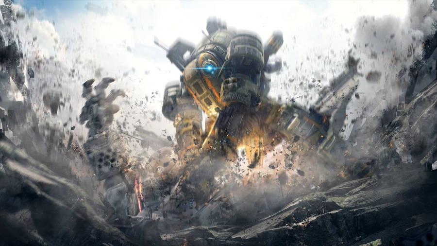 Titanfall 2 no ha funcionado mal en ventas para Electronic Arts