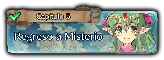 capitulo 5 fire emblem heroes