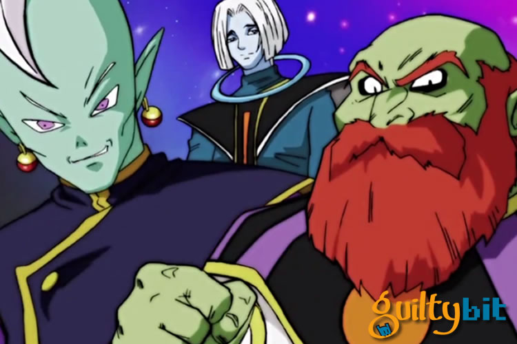 dragon ball super 79 universo 9