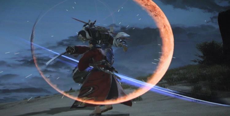 final fantasy xiv samurai