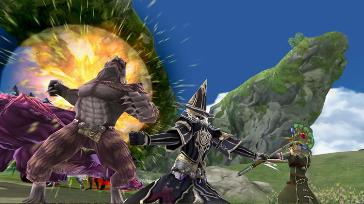 final fantasy explorers force imagenes 3
