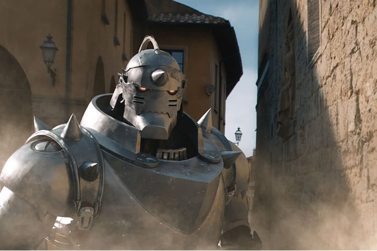 full metal alchemist live action estreno