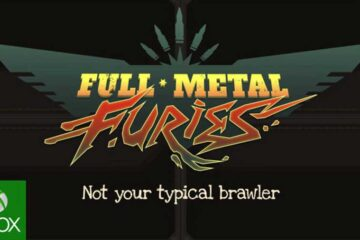 full metal furies anunciado