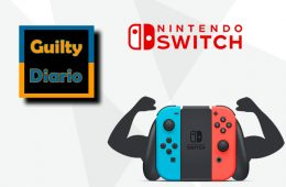guilty diario nintendo switch