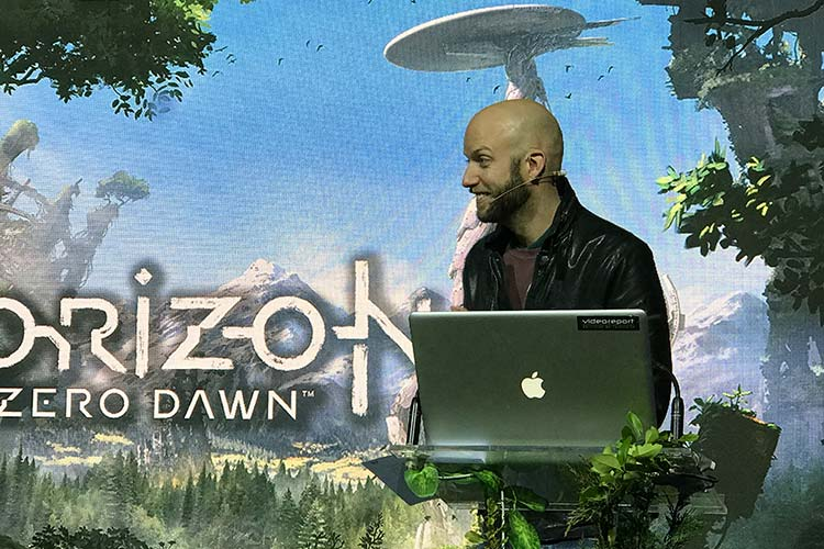 Horizon: Zero Dawn, Jochem Willemsem en Madrid