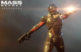 mass effect andromeda gameplay combate