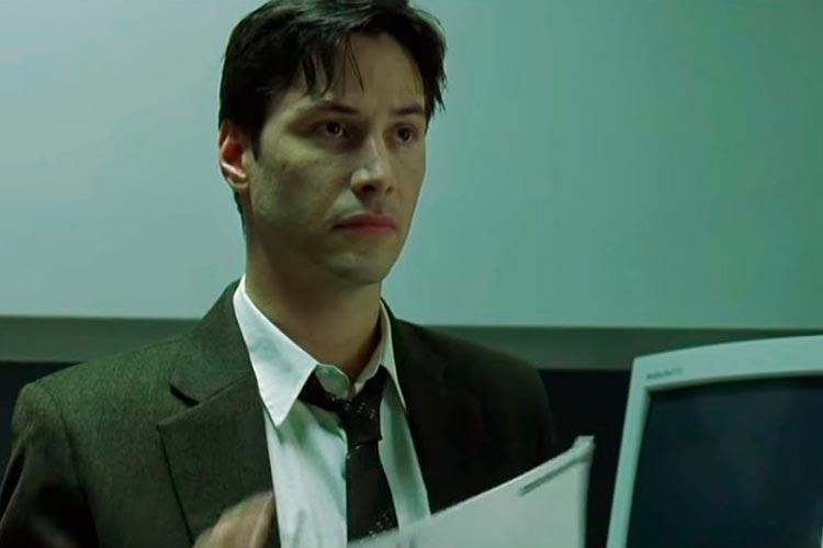 Keanu Reeves, dispuesto a volver a ser Neo