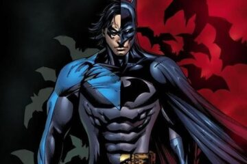 nightwing pelicula warner